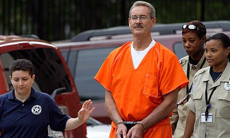 Allen Stanford arrested