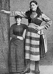 Russian giantess