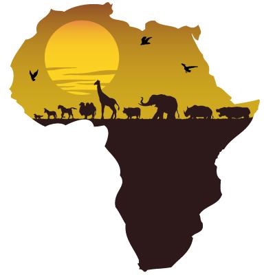 دولة افريقية , دولة افريقية من 6 حروف