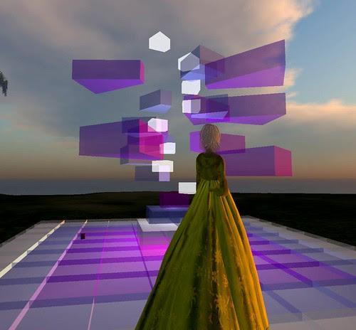 "Adam Ramona's ""Basilica"" - An audiovisual sculpture on Global Justice"