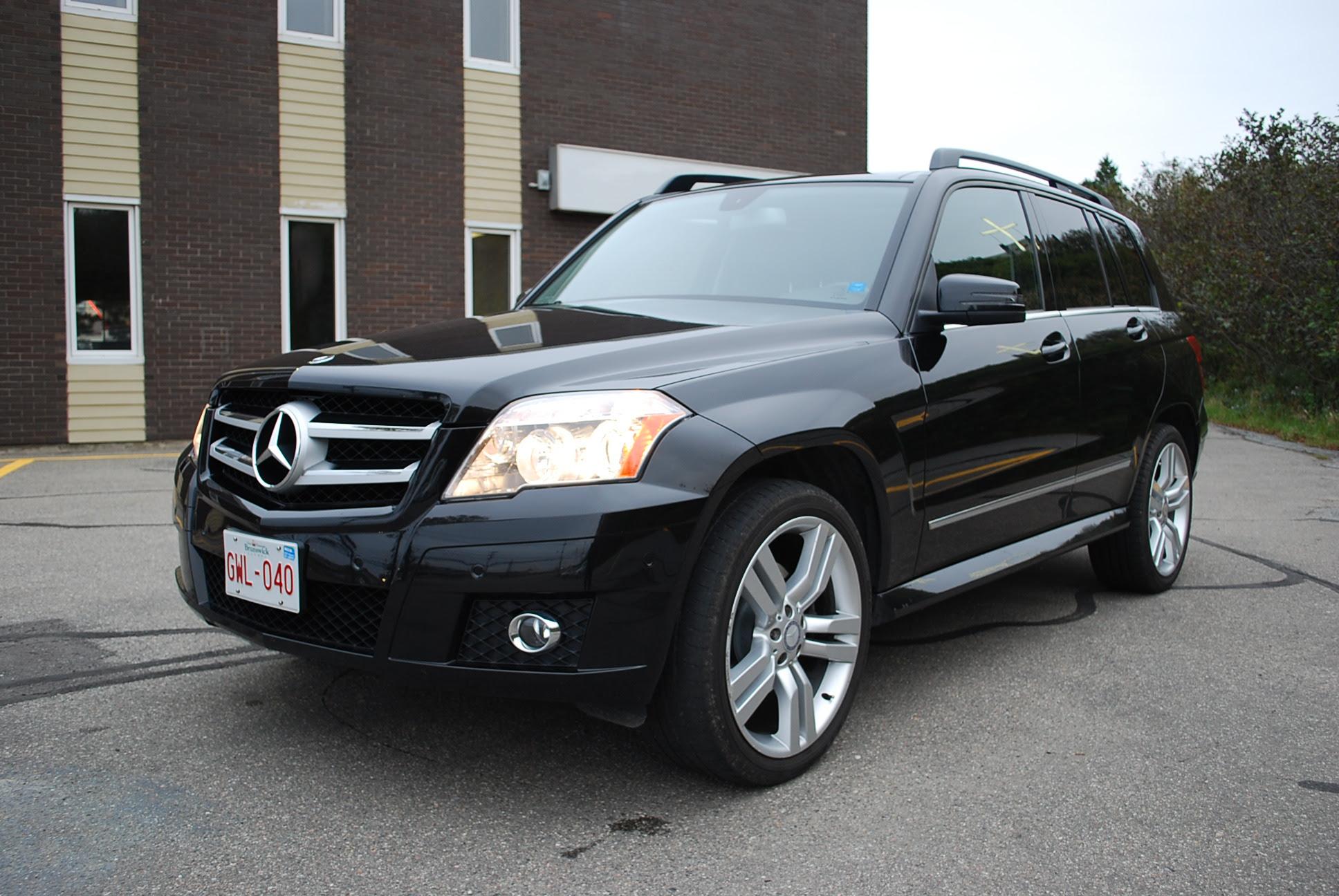 Used 2010 Mercedes-Benz GLK350 for sale in Saint John, NB