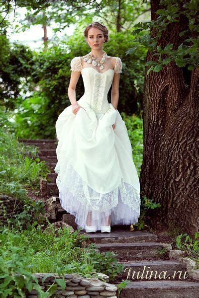 17 Best ideas about Victorian Wedding Dresses on Pinterest