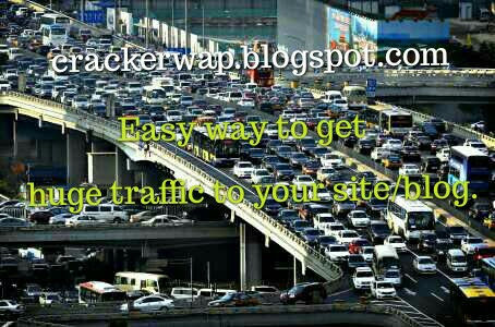 New easy way to increase your site/blog traffic