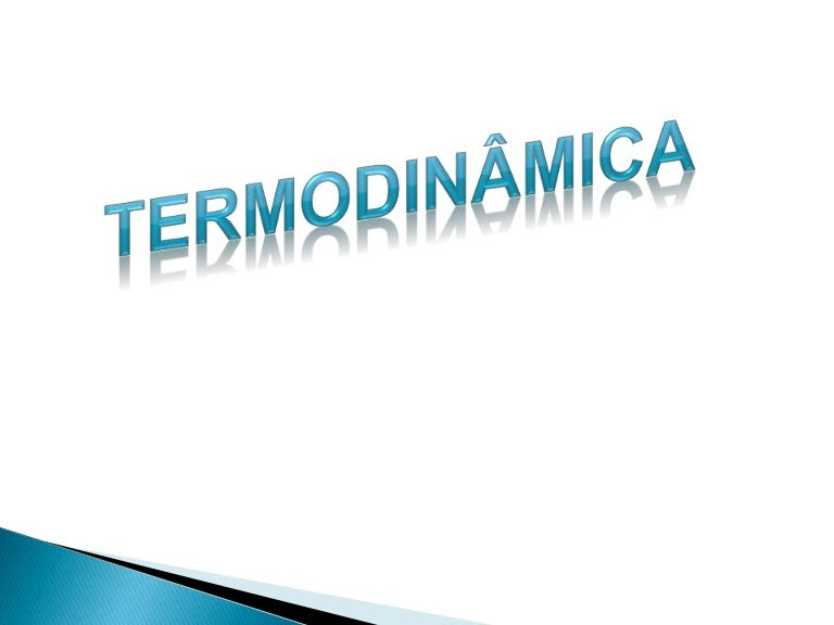 Apostila de Termodinâmica