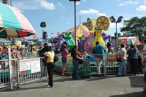 Kiddie Rides, Coney Island