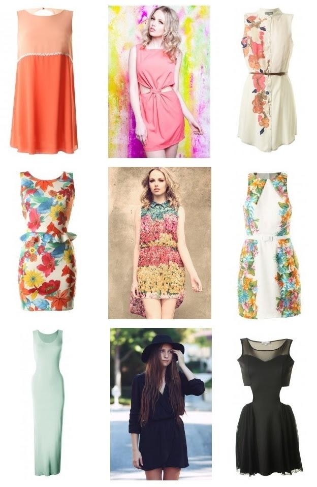 LOVE summer dresses