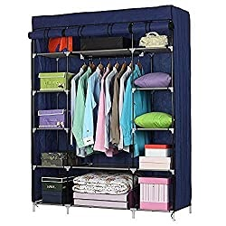 80% Off Code For Portable 5 Layer Wardrobe