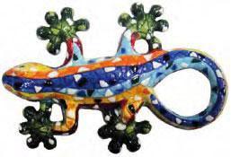 Resultado de imagen de salamandra gaudi