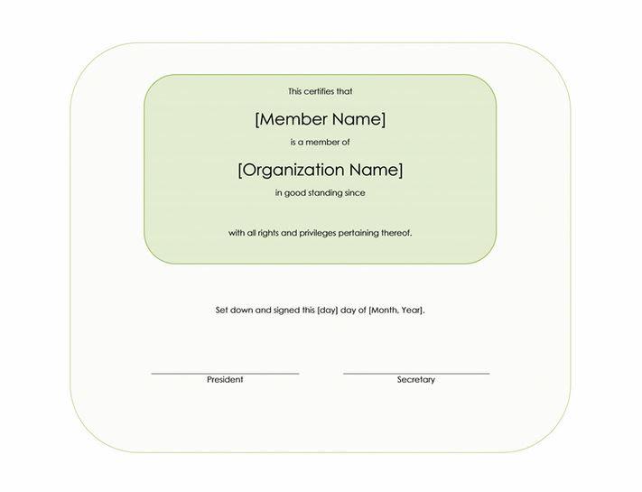 Church Membership Certificate   Church Membership ...