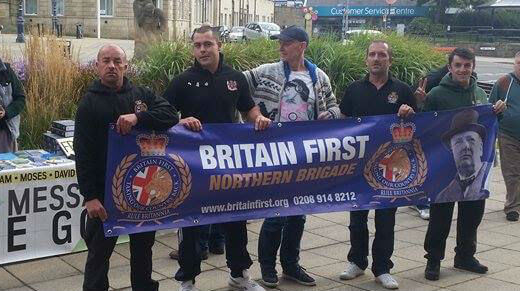 Image result for thomas mair britain first