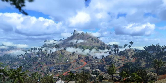 Call of Duty: Warzone's New Pacific Map Revealed In Vanguard Trailer