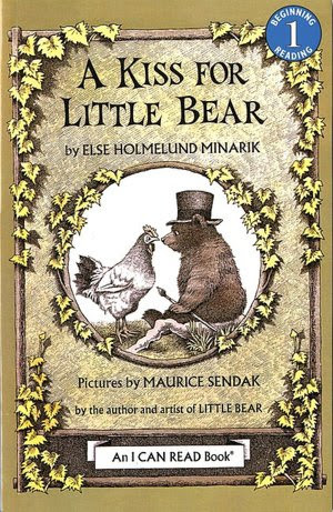 Kiss for Little Bear (I Can Read Book Series)