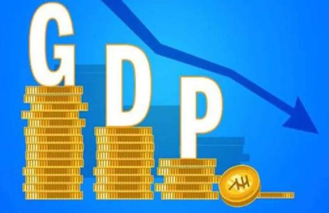 भारत की GDP को लगा झटका: चार दर्शकों में सबसे खराब प्रदर्शन, 2020-21 वित्त वर्ष में 7.3% की गिरावट