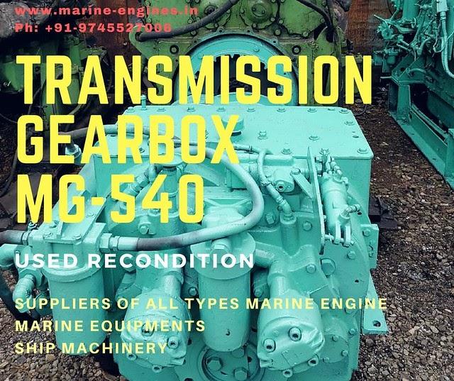 Twin Disc MG-540 Transmission