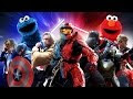 Red VS Blue Featuring Every Red And Blue Character Ever - Video