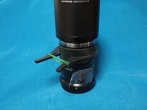 エツミ 写真用品 フィルタールーズ M E-5034 + M.ZUIKO DIGITAL 60mm Macro