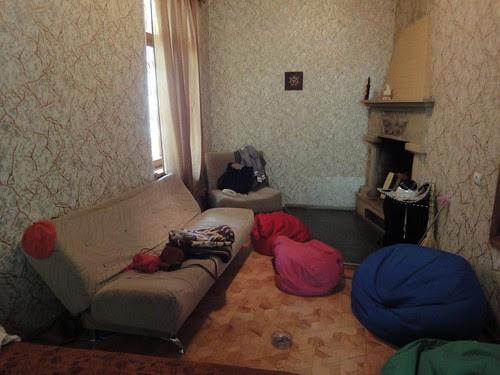 Alojamento barato em Tbilisi, Nest Hostel