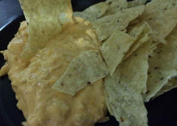 Recipe of Favorite Buffalo Chicken Dip