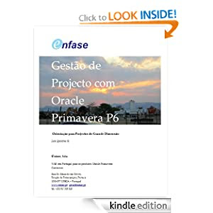 Gestão com Oracle Primavera P6 (Portuguese Edition)