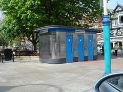 public toilets southport