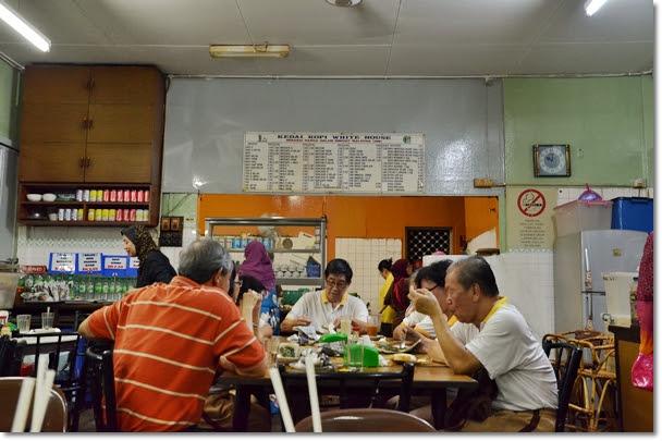 White House Coffee Shop @ Kota Bharu