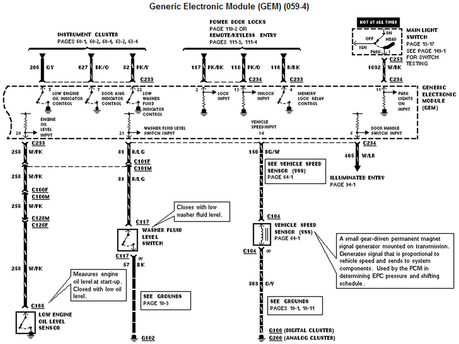 Diagram 2000 Ford Windstar Power Windows Wiring Diagram Full Version Hd Quality Wiring Diagram Shipwiringl Ripettapalace It