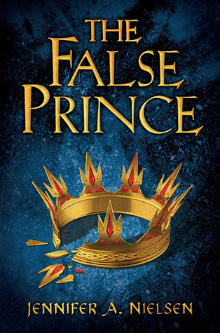 The False Prince (The Ascendance Trilogy, #1)