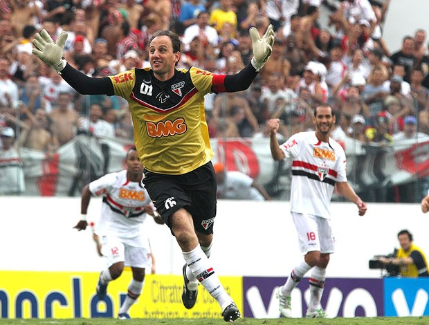 Rogério Ceni 100 gols  (Foto: Wander Roberto / VIPCOMM)