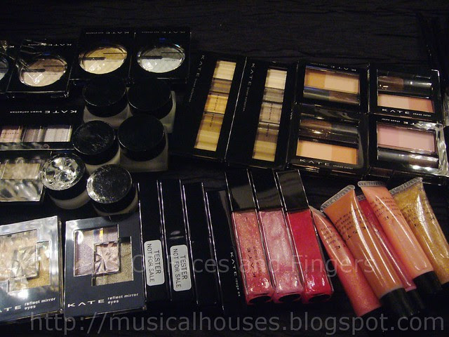 kate event 5 makeup