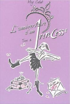 Couverture Journal d'une Princesse, tome 05 : L'anniversaire d'une Princesse / L'Anniversaire