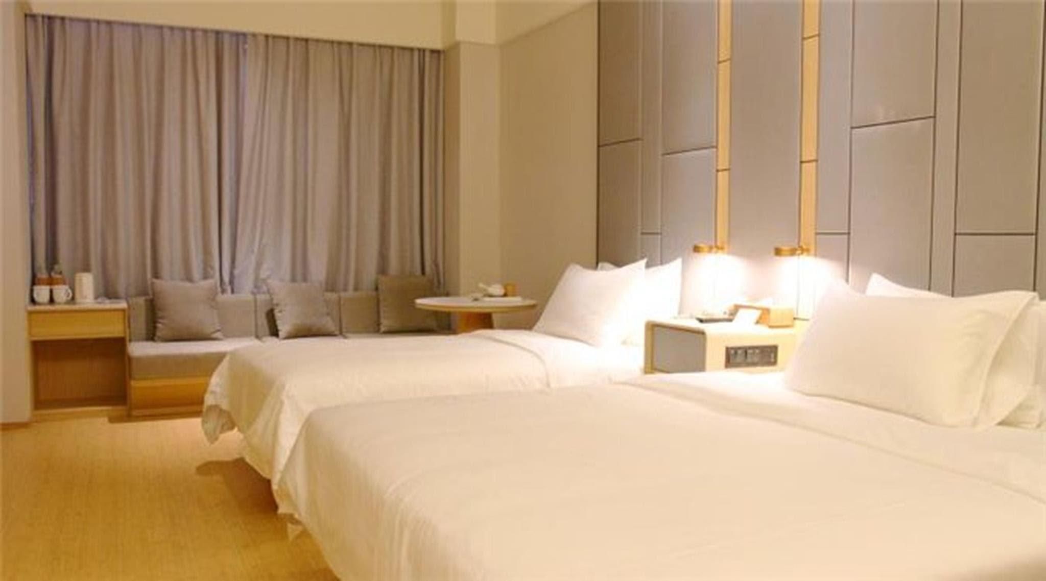JI Hotel Anji Shengli West Road Discount