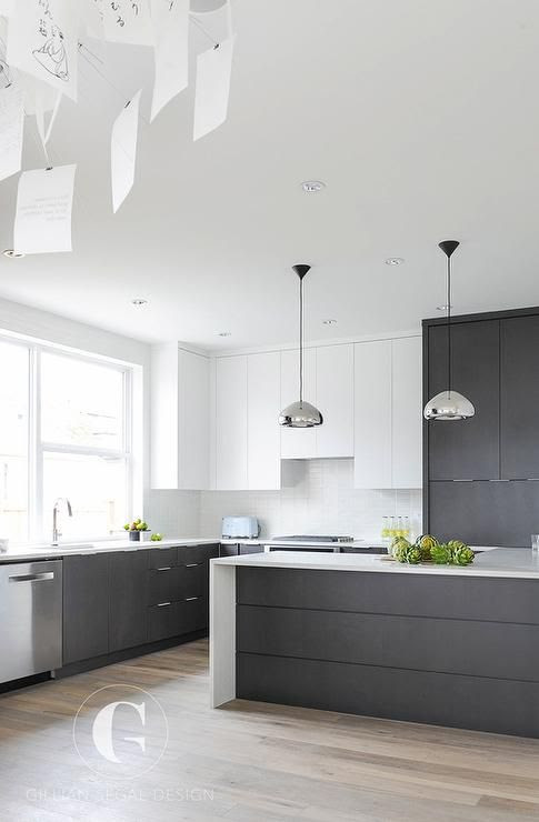 30 Grey Kitchens That You'll Never Want To Leave - DigsDigs
