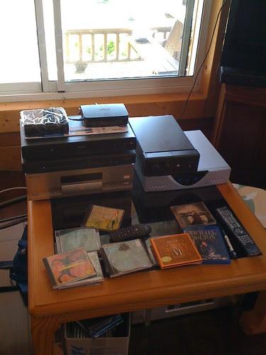 飛來居民宿:藍光電影全部在2TB的WD硬碟裡面