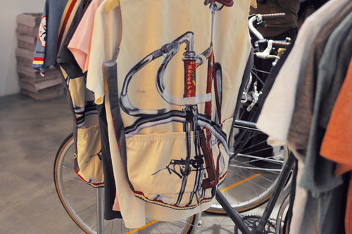 Bicycle Paintings Jersey