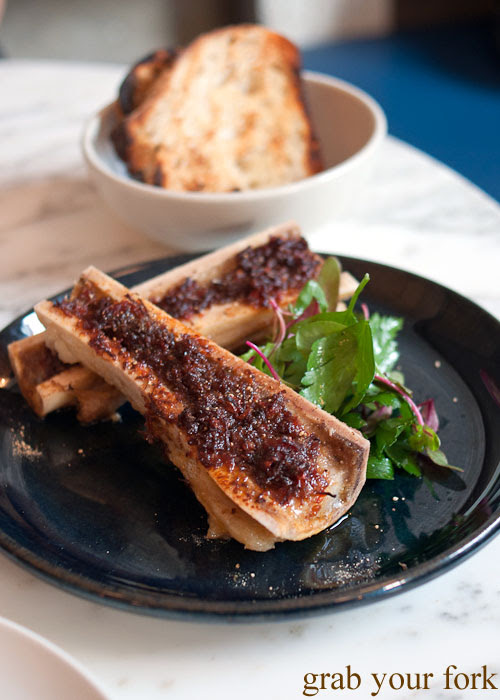bone marrow xo offal ester chippendale