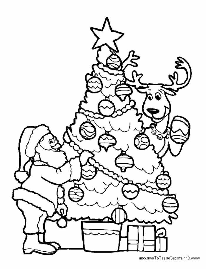 Christmas Coloring Pages Z31 Coloring Page ~ Top Coloring ...