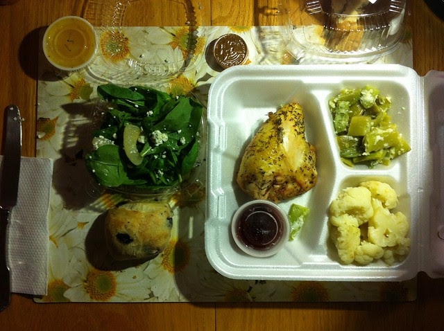 Brooksby Village Meal To-Go