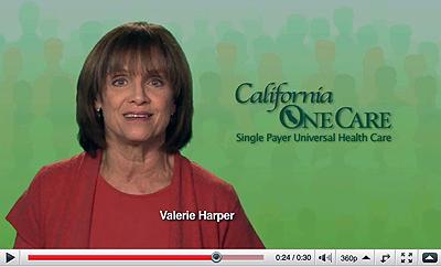 California OneCare 365 Ad # 17 Valerie Harper