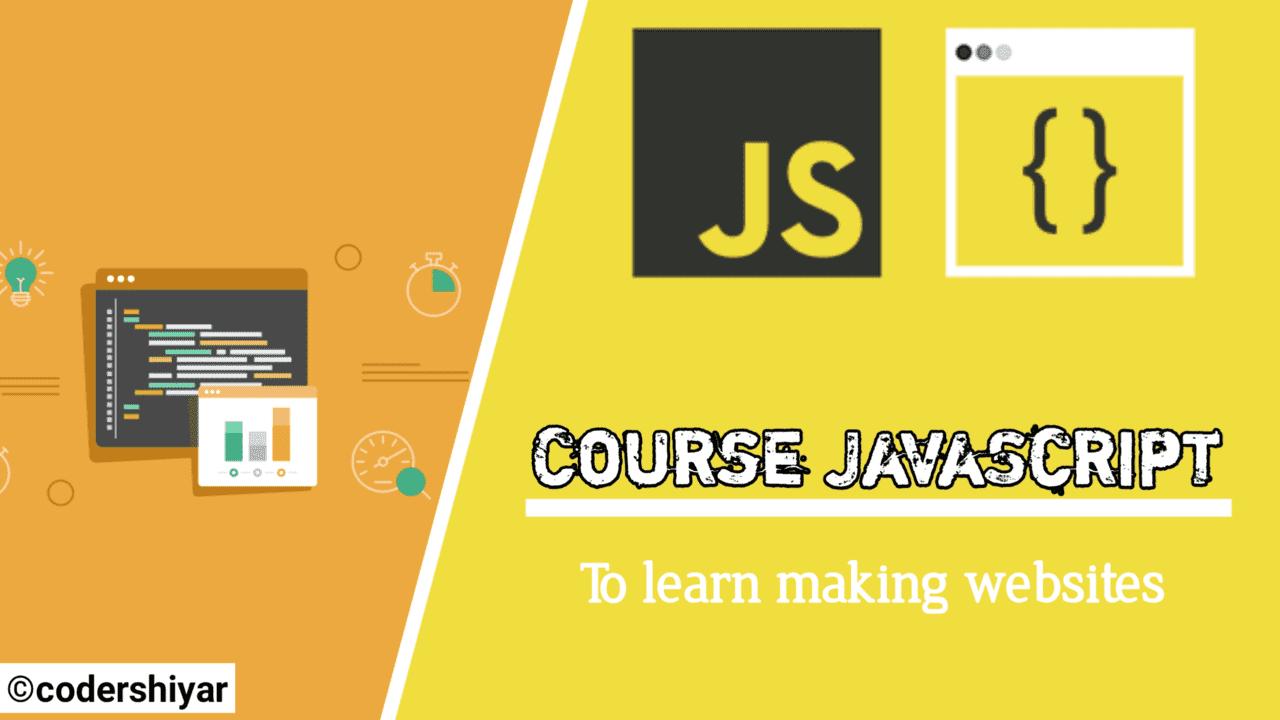 دورة تعلم javascript