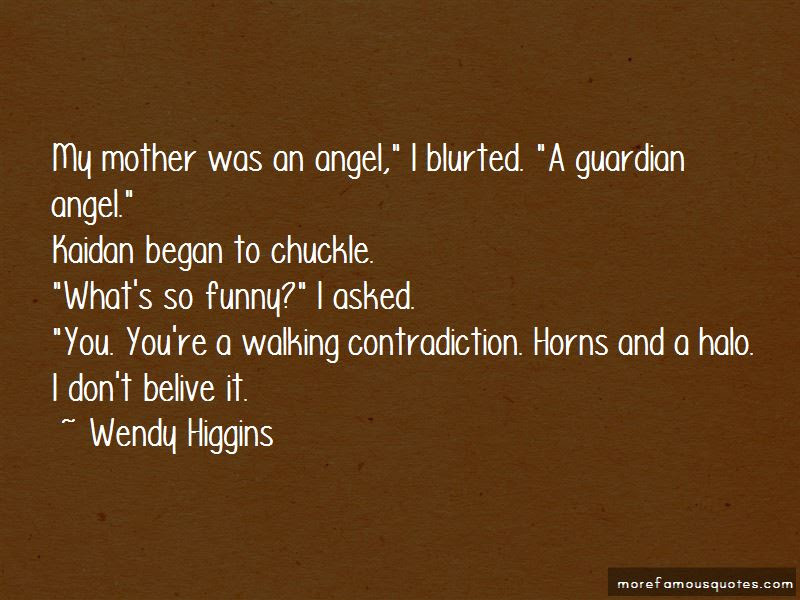 Funny Im No Angel Quotes Top 12 Quotes About Funny Im No Angel