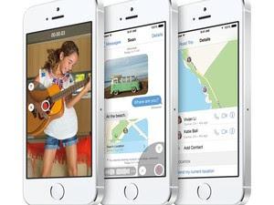 Apple apresentou o novo sistema operacional do iPhone e do iPad, o iOS 8 (Foto: Divulgação/Apple)