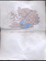 sugar shack map