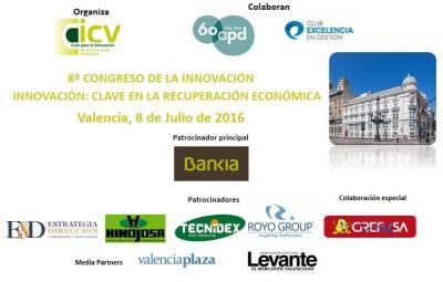 Imagen Congreso Innovación 8 julio Valencia