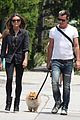 gavin rossdale and sophia thomalla step out in studio city 01