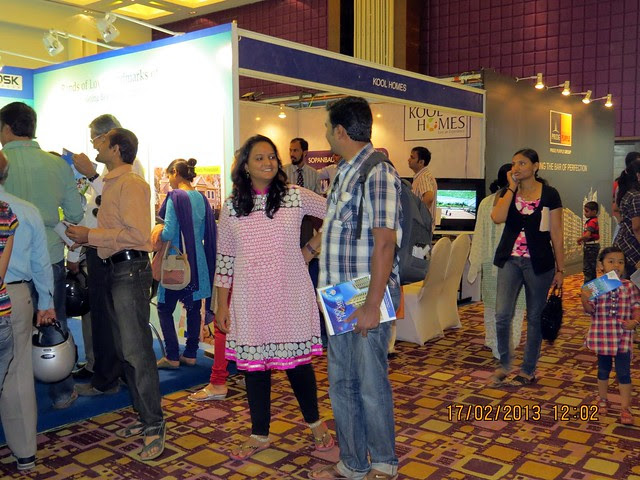 "Kool Homes & Borrowers - The Times of India Pune Property Exhibition  ""Invest in West Pune""  16th & 17th February 2013"