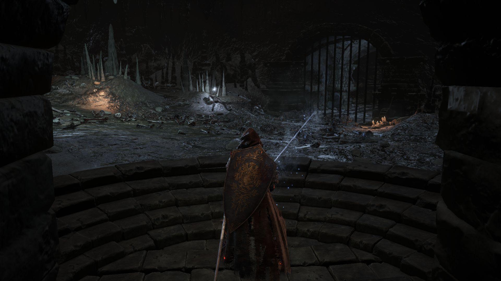 CCC: Dark Souls III Guide/Walkthrough - Catacombs of Carthus