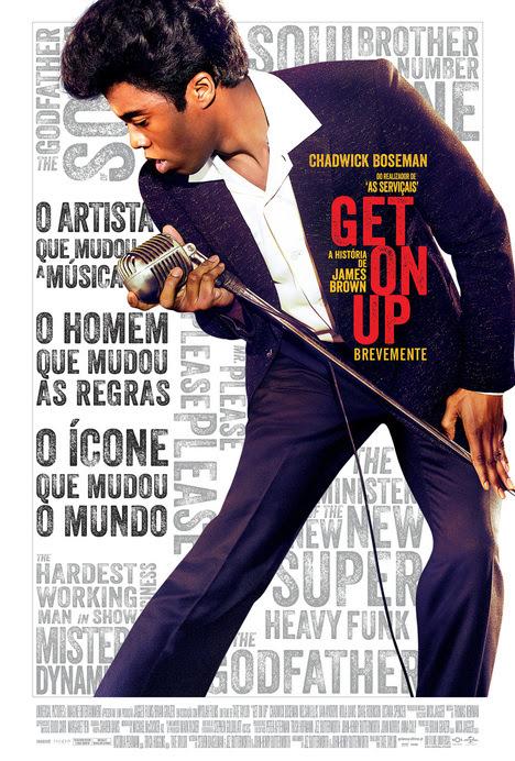 Poster do filme Get on Up