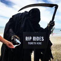 Ngeri! Pantai Ini Dihuni oleh 'Grim Reaper'