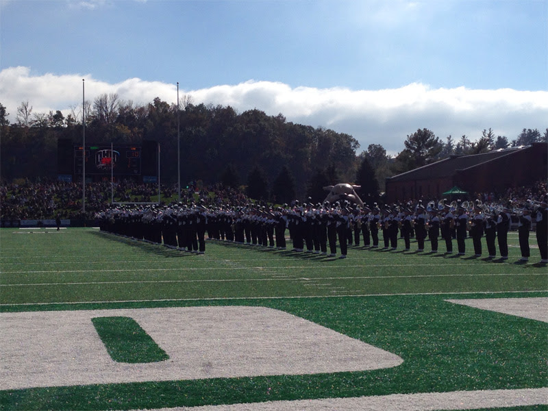 Ohio University Homecoming 2013