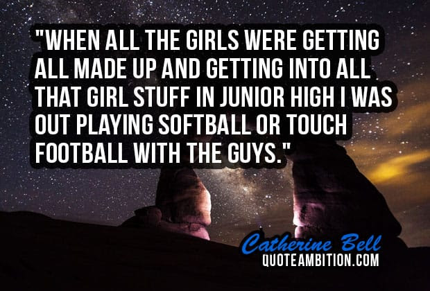 The Greatest Softball Quotes And Sayings